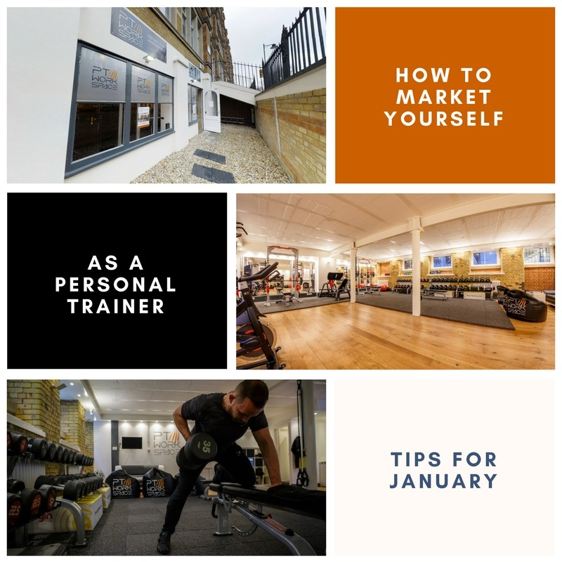 How to market yourself as a PT (personal trainer) in the busiest time of the year