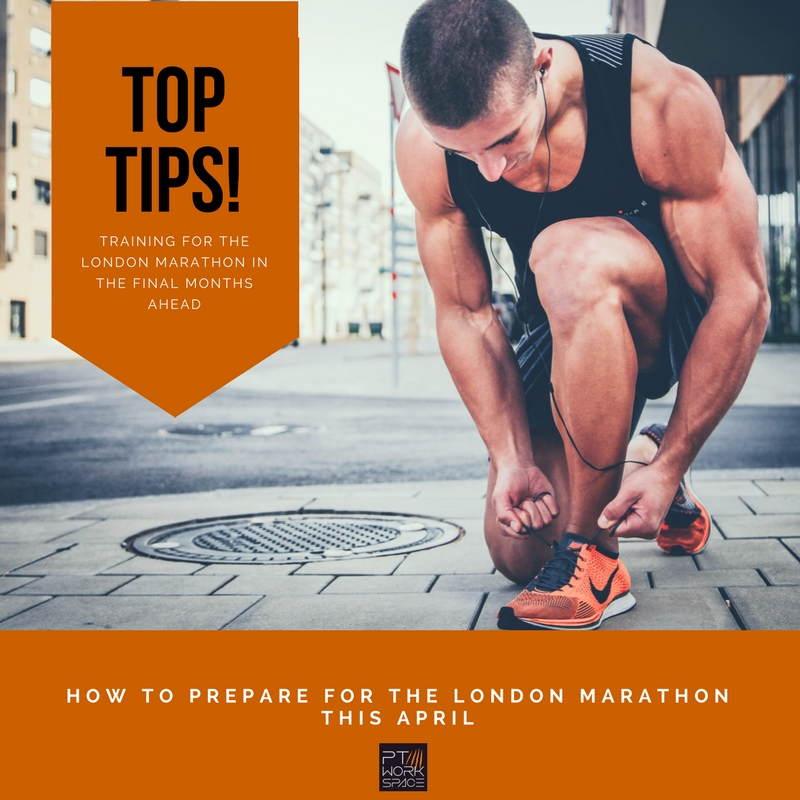 How To Prepare For The London Marathon This April