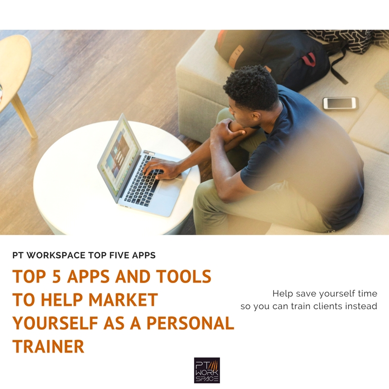 HELP MARKET YOURSELF AS A PERSONAL TRAINER