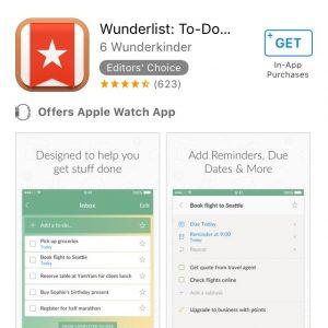 Marketing App