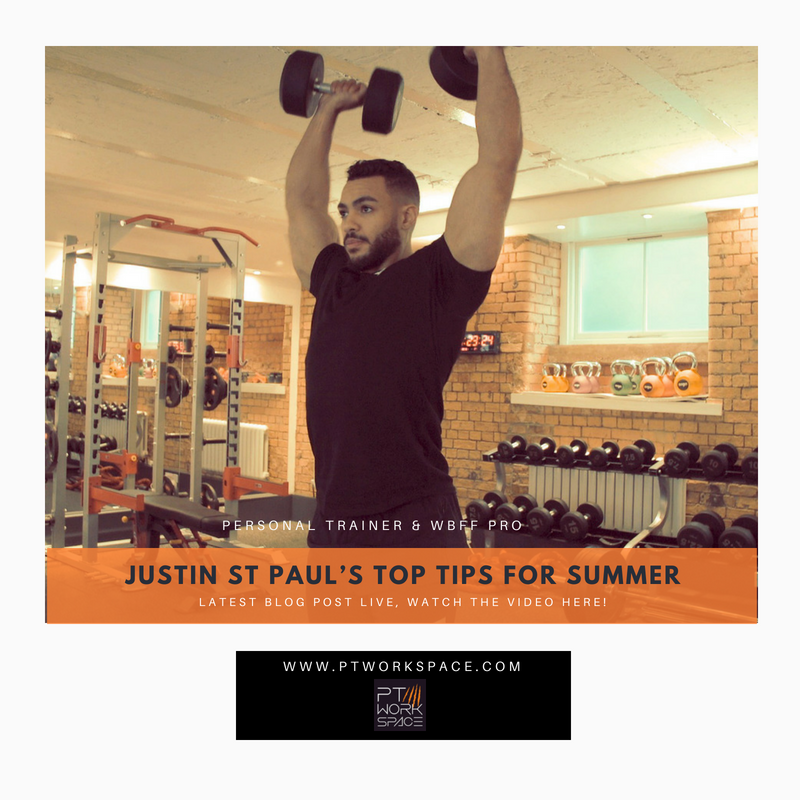 Justin ST Paul's Top Tips for Summer