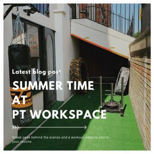 summer at PT Workspace