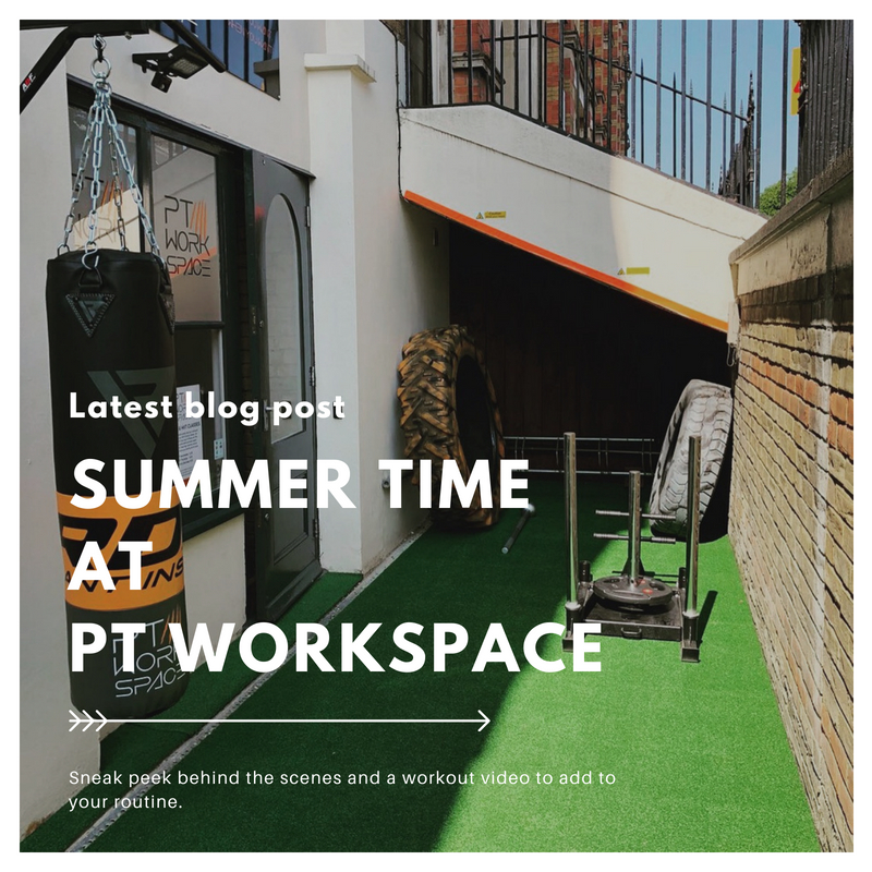 Summer Time at PT Workspace
