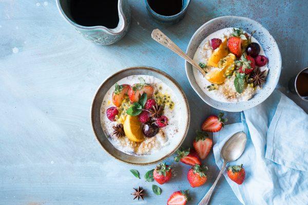 Healthy food business venture