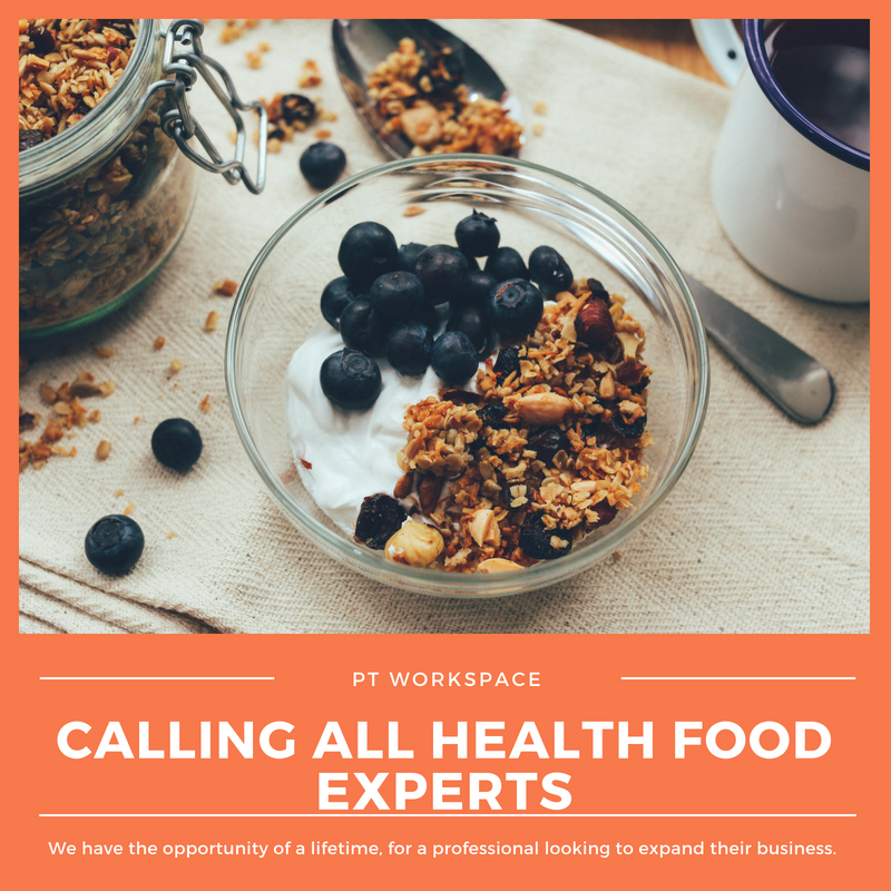 Healthy Food Business Venture Opportunity