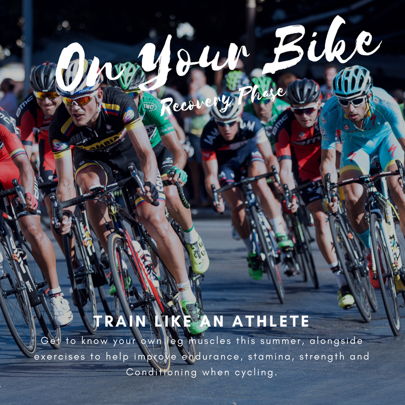 On Your Bike – Recovery Phase