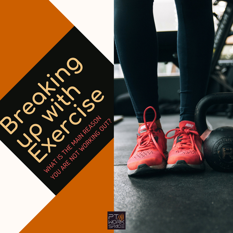 Breaking up with Exercise