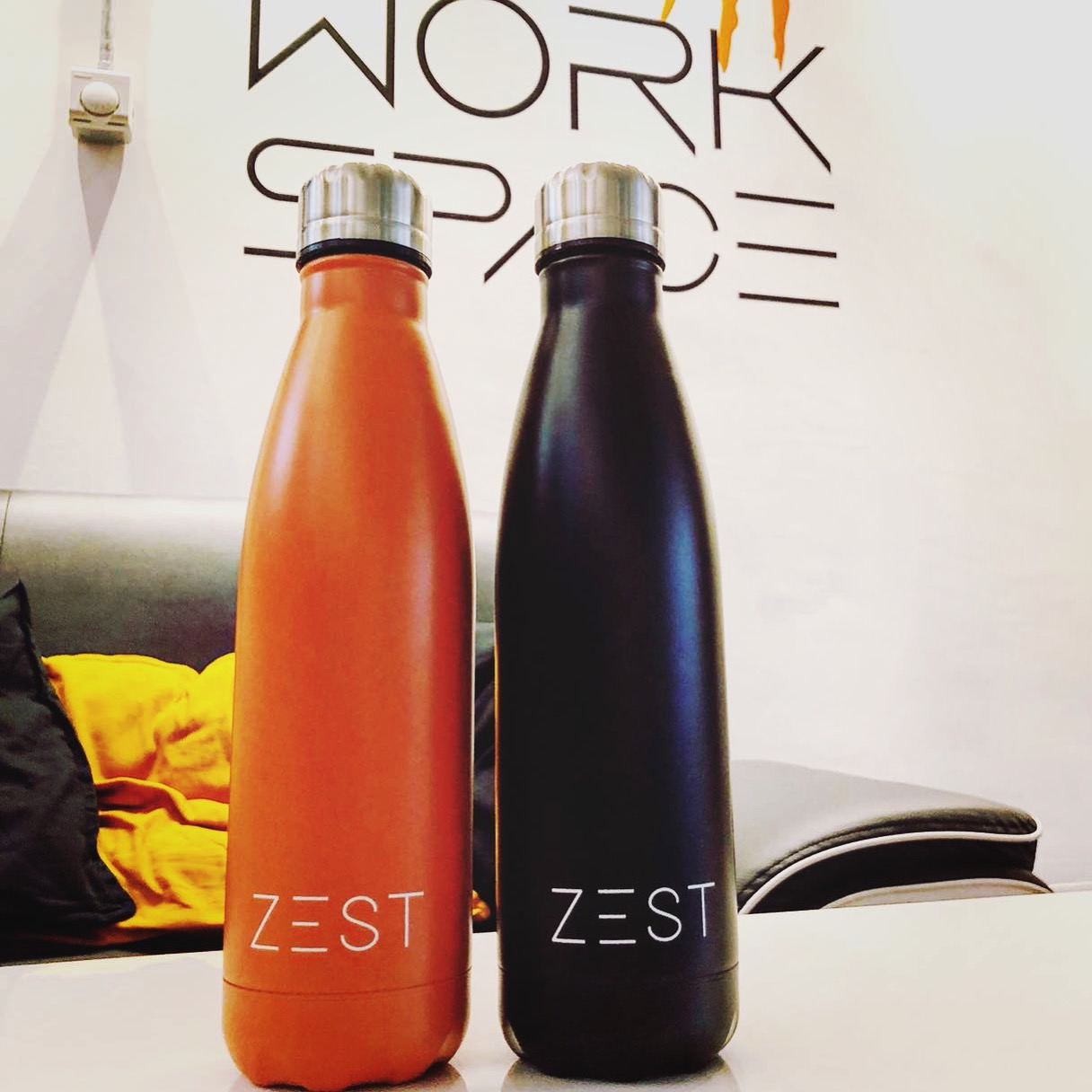 PT Workspace Eco-Friendly Mission With Zest Ldn