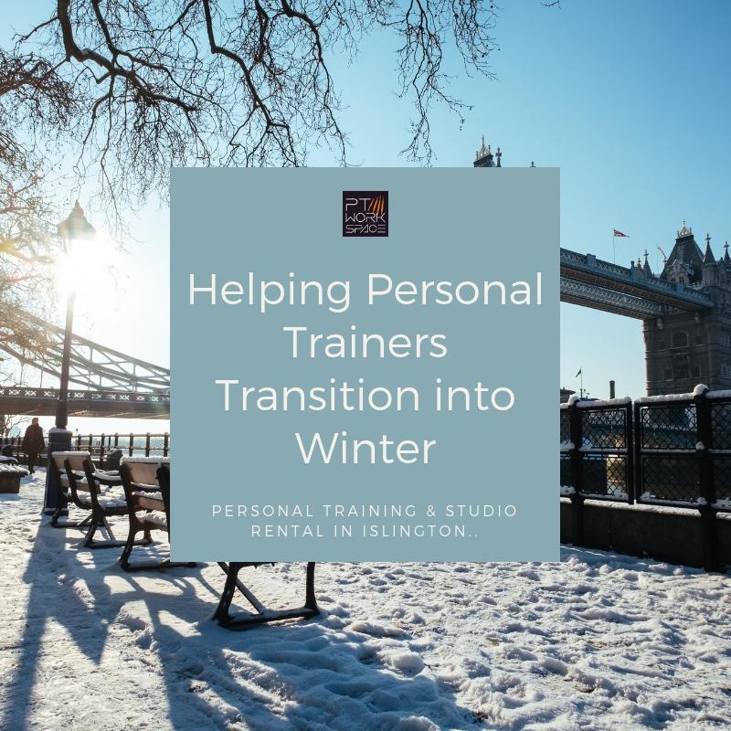 Personal Training & Studio Rental in Islington