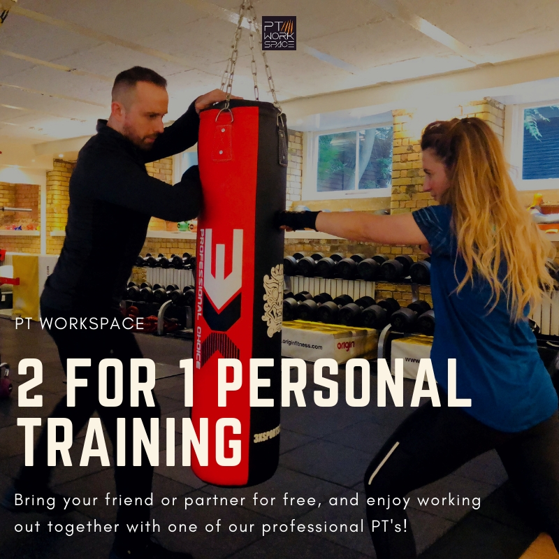 2 for 1 Personal Training Islington