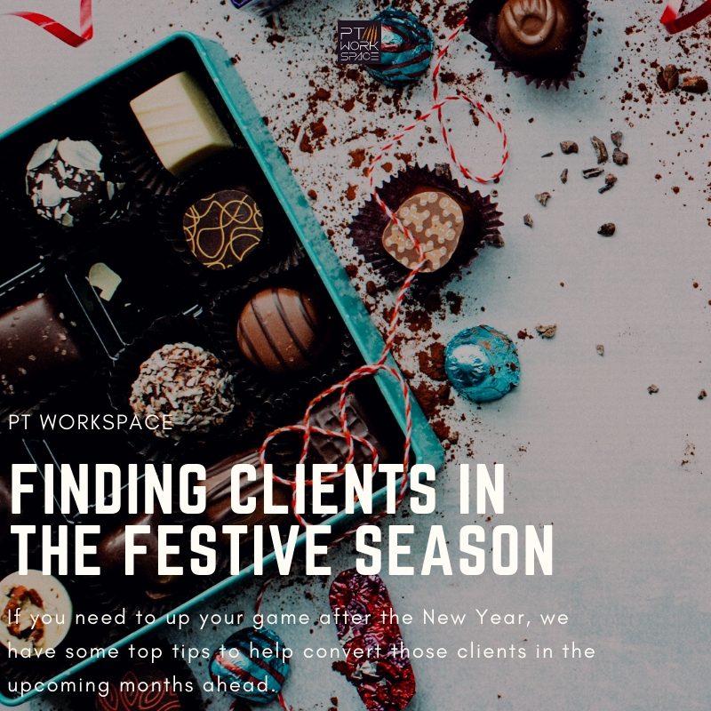 Finding Clients in the Festive Season