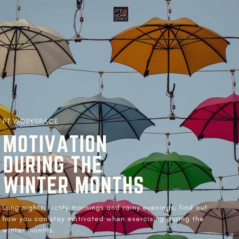 MOTIVATION  DURING THE  WINTER MONTHS
