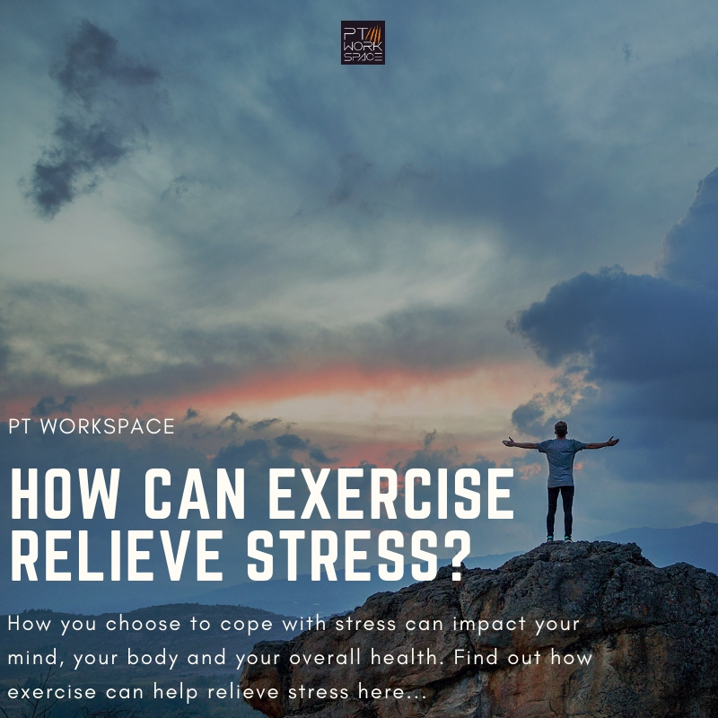 How Can Exercise Relieve Stress?
